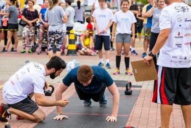 Batalha Fitness é referência no calendário de eventos