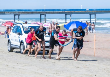 Batalha Fitness acontece neste final de semana em Criciúma