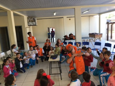 Palestras encerram o Projeto Rondon em Nova Veneza