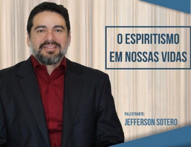 Palestra pública sobre o espiritismo será no próximo dia 12