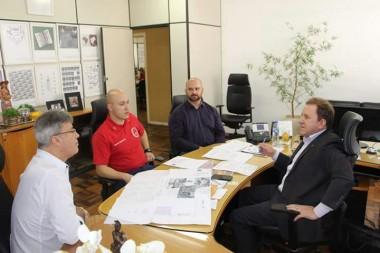 Nova sede para o Corpo de Bombeiros é pauta de reunião