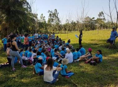 Disseminando o Futuro leva preservação ambiental aos alunos