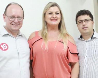 Sandro Serafin assume a presidência do PMDB de Içara