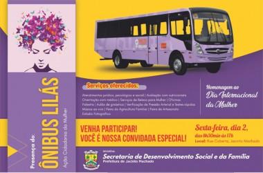 Evento em homenagem à mulher é nesta sexta em Jacinto Machado