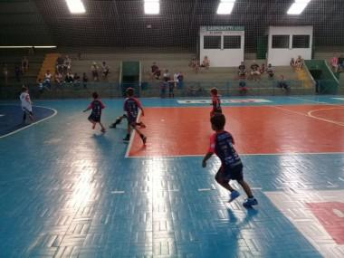 Competição onde as crianças montam suas equipes é destaque em Siderópolis