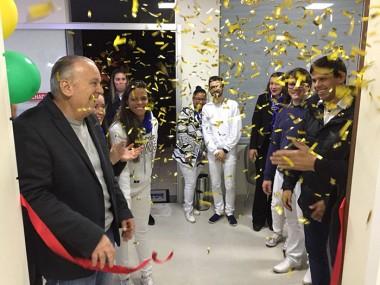 Laboratório Búrigo comemora abertura de unidade em Içara