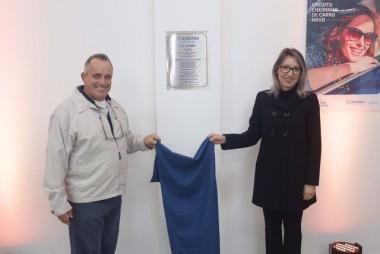 Acentra inaugura novo posto de atendimento no Centro de Içara