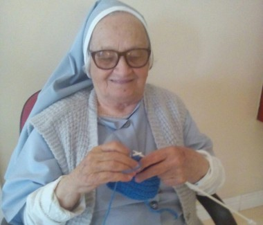 Nota de falescimento - Irmã Bernadete Zanellato (IBDP)