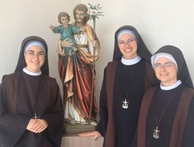 Paróquia acolherá comunidade das Irmãs Adoradoras da Misericórdia