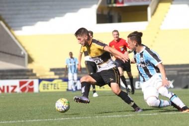 Time Sub-20 do Tigre empata com o grêmio pela Copa do Brasil