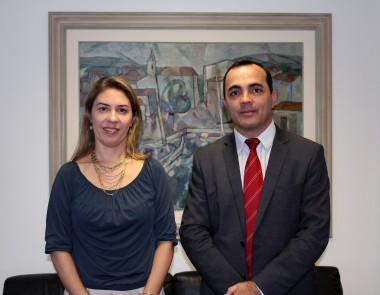 Renata Beatriz assume a vice-diretoria da EJESC