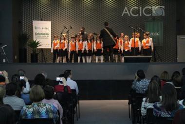 Criciúma sedia Seminário Internacional de Educação