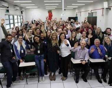 Unesc lança o Programa de Aprendizagem e Desenvolvimento Humano