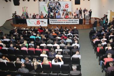 Posição contra a cúpula nacional e unidade marcam encontro do PMDB