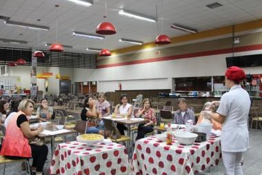 Bistek realiza mais uma edição do mini curso sabores Bistek