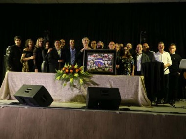 Sindicato dos Bancários de Criciúma marcou os 50 anos da entidade