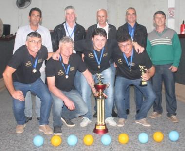 Final do Campeonato Rinconense de Bocha