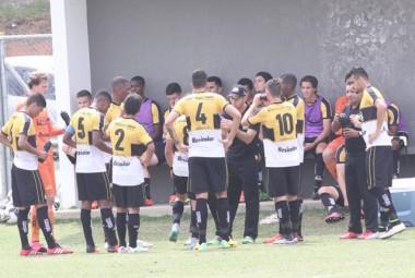 Sub-20 do Criciúma disputa último jogo da 1ª fase do Estadual