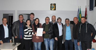 Vereadores vêm trabalhando para o desenvolvimento do município