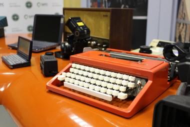 Exposição de equipamentos antigos integra programação da Jornada Satc