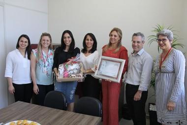 Afasc recebe título de indicação ao prêmio Darcy Ribeiro de Educação