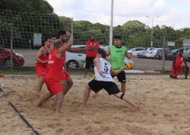Satc irá disputar a semifinal do Brasileiro de Handebol Beach