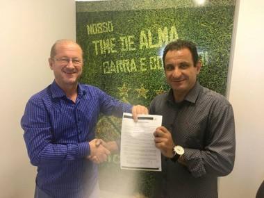 Uninter fecha acordo de patrocínio com o Tigre