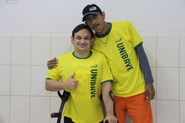Paratletas do Unibave confirmados em competição nacional