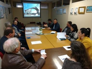 Colegiado de GMC realiza reunião em Forquilhinha