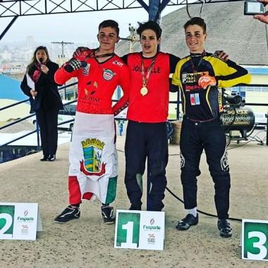 Começa o ciclismo no 31° Joguinhos Abertos de Santa Catarina