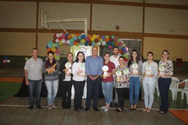 Campeões do JOEBRI recebem premiação