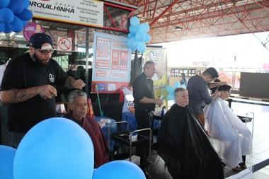 Pais recebem atenção especial no Terminal Central de Criciúma