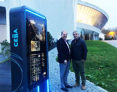 Satc visita Centro de Engenharia e Desenvolvimento de Produto (CEiiA), em Portugal