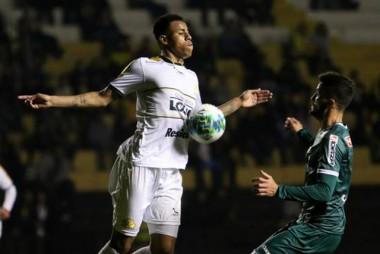 Criciúma não passa de um empate contra o Luverdense