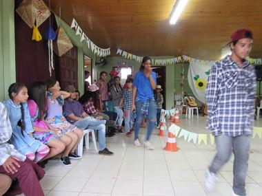 Festas julinas movimentaram comunidades dos SCFV