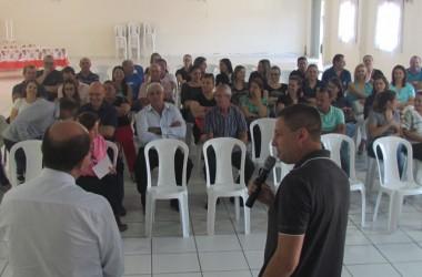 Funcionários de Jacinto Machado passam por capacitação