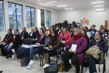Educadores multiplicadores da Afasc passam por formação