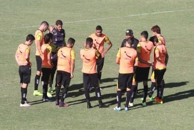 Criciúma Esporte Clube faz último jogo do ano de 2016