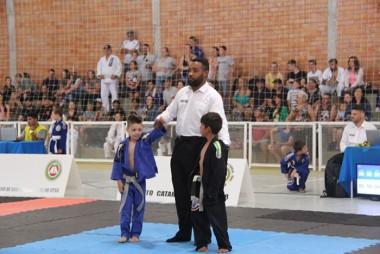 Equipe do Serviço de Convivência da Afasc é vice campeã catarinense de jiu jitsu