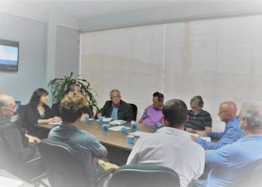 Conselho de Turismo conhece projetos da administração