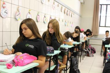 Satc amplia turmas no ensino integral em 2019