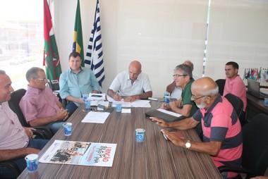 Ordem de serviço para alfato de acesso à Barra Velha é entregue