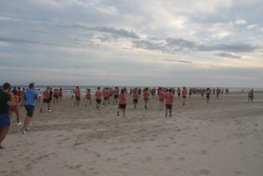 Corrida Noturna reúne 300 atletas em Balneário Rincão