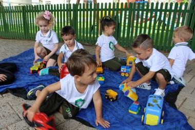 Infantil Satc retoma atividades em 2019