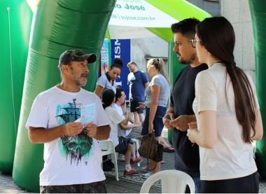Unesc participa de ação alusiva ao Dia Mundial de Conscientização do Autismo