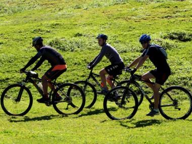 Circuito de Cicloturismo faz sucesso entre os Ciclistas