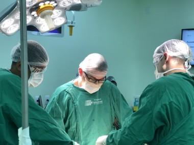 Ortopedia e Traumatologia do HSJosé realiza mutirão de cirurgias