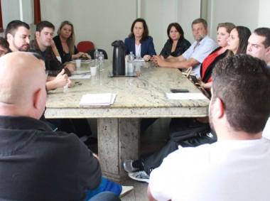 Içara propõe ambiente unificado para realização de reuniões