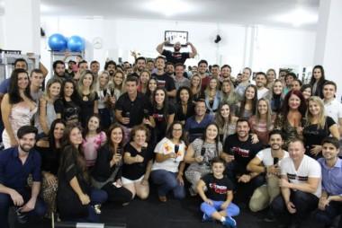 Academia Extreme Gym reinaugura no Centro de Içara