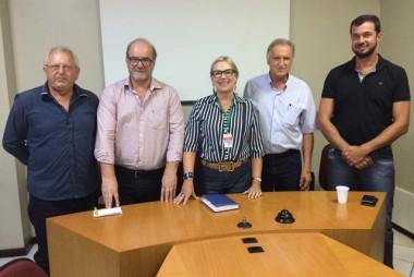Colegiado de Agricultura da Amrec elege nova diretoria